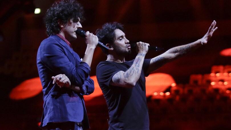 Eurovision Song Contest: pagata a 15 la vittoria di Ermal Meta e Fabrizio Moro