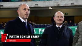 Inter, patto con la Sampdoria