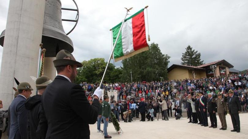 Alpini: a Trento 140.000 per l'adunata
