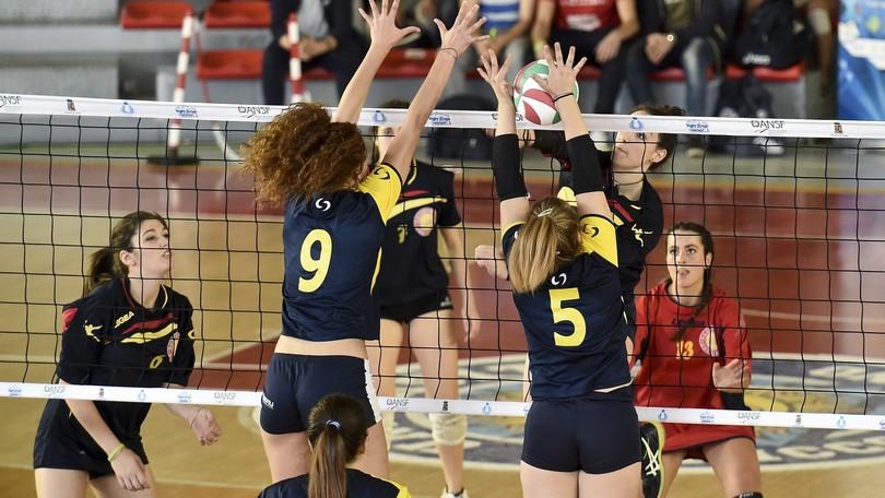 Volley: Volley Scuola: definito il quadro delle semifinaliste