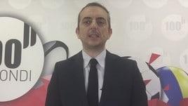 I 100 secondi di Pasquale Salvione: «L'Inter non può più sbagliare»