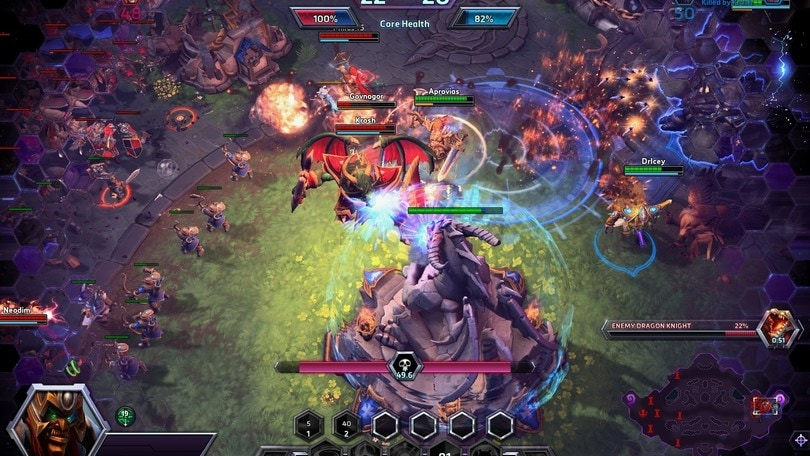 Heroes of the Storm: il torneo