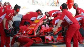 F1 Spagna, Ferrari: Raikkonen cambia il motore