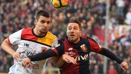 Serie A Benevento-Genoa, formazioni ufficiali e tempo reale alle 18. Dove vederla in tv