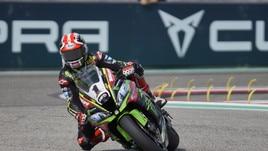 Superbike Imola, Rea trionfa in Gara 1, 3° Melandri