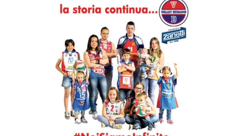Volley: A1 Femminile, Bergamo diventa Zanetti e prosegue il suo cammino nel volley