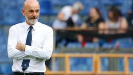 Serie A Fiorentina, Pioli: «Ritrovato l'entusiasmo, adesso l'Europa League»