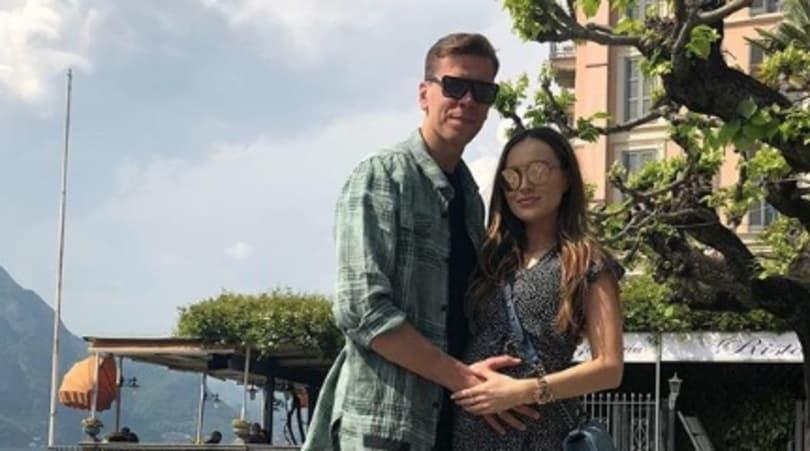 Juventus, primo figlio per Szczesny e la moglie Marina