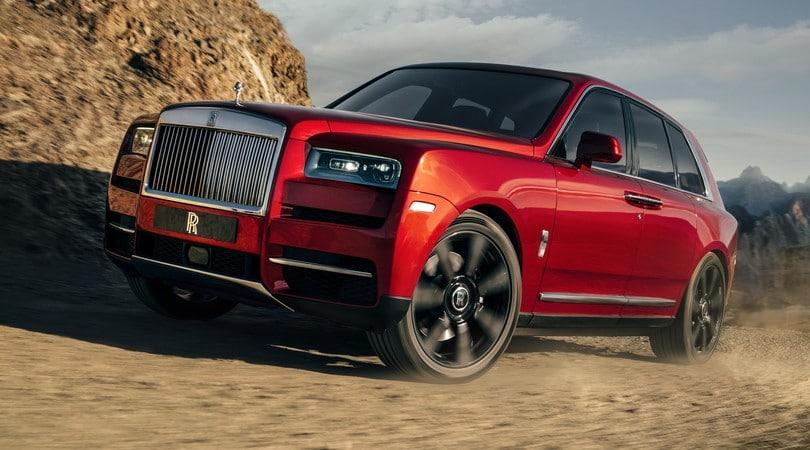 Rolls-Royce Cullinan, lusso allo stato Suv