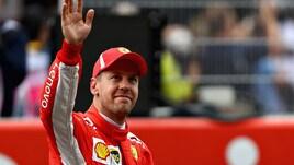 F1 Spagna, Vettel: «Sarà una gara interessante»