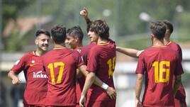 Derby Primavera senza storia: la Roma batte la Lazio 3-0