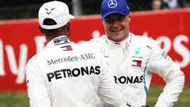 F1 Spagna, Bottas: «Peccato per la pole ma la gara è domani»