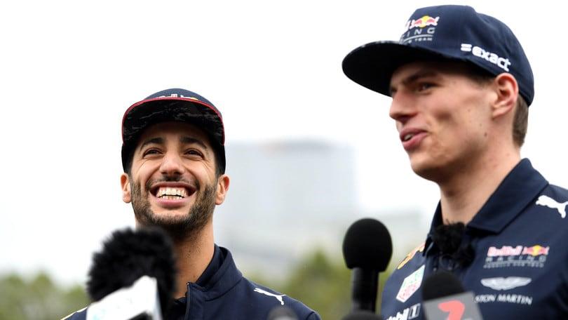 F1 Spagna, Verstappen: «Le gomme? Tiriamo a indovinare»