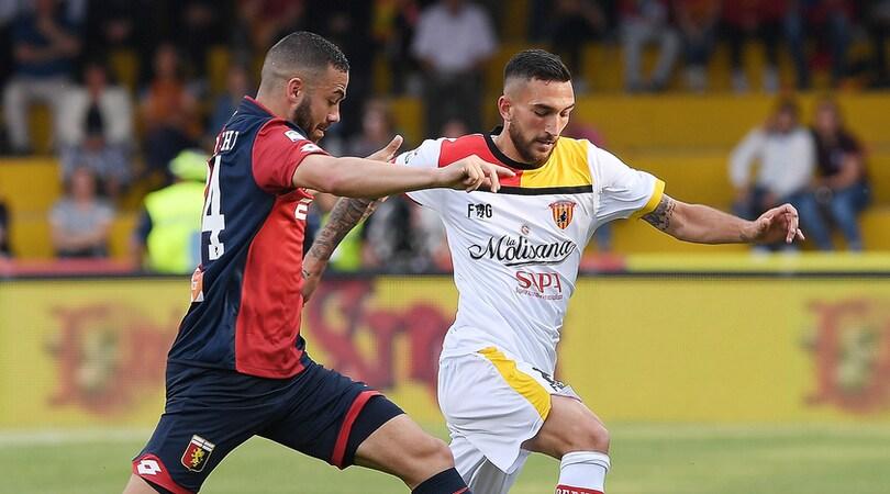 Serie A Genoa, Biraschi: «Non ci poniamo obiettivi»