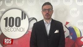 I 100 secondi di Simone Zizzari: «Roma-Juve non sarà un biscotto»