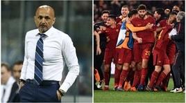 La Roma è aritmeticamente qualificata alla prossima Champions League