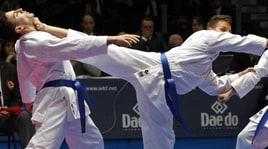 Karate, Busà e Cardin guidano l'Italia agli Europei: segui la diretta