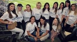 Enza, Wanda e le altre: wags Inter al completo