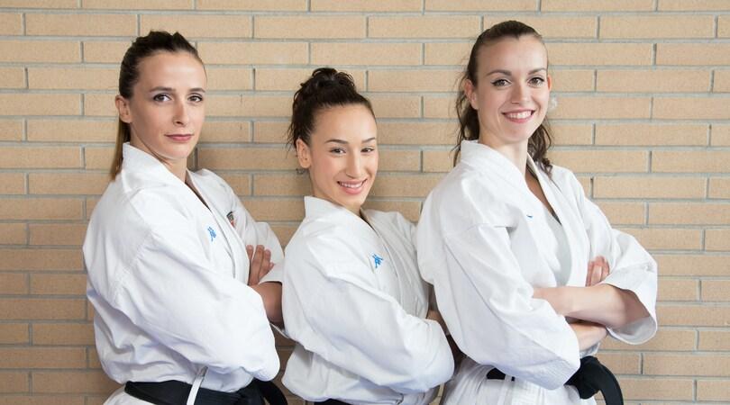Fijlkam Karate Calendario Gare 2020.Italia Da Applausi Agli Europei Di Karate Corriere Dello Sport