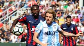 Crotone-Lazio 2-2: ancora 90 minuti per conoscere il proprio destino