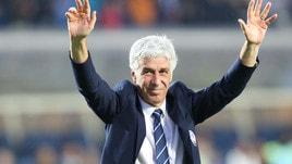 Serie A Atalanta, Gasperini: «Ottimo risultato, ora il sesto posto»