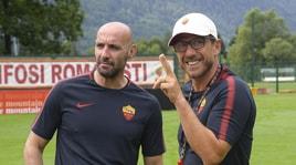 Monchi pensa al futuro: «Con Di Francesco faremo una grande Roma»