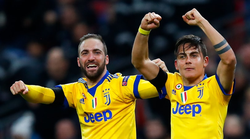 Juventus, Marotta sbarra l'uscita: «Higuain e Dybala non sono in vendita»