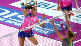 Volley: A2 Femminile, Sonia Candi da Monza a Firenze