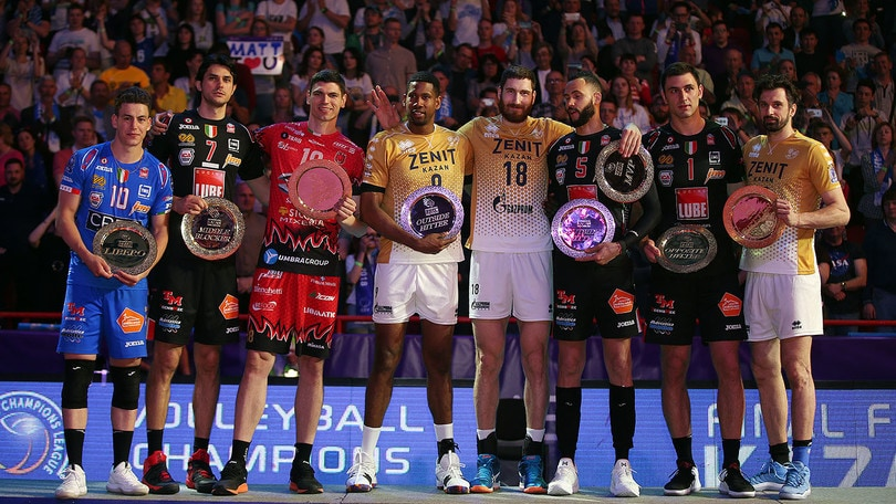 Volley: Champions League, il sogno della Lube si spegne al tie break