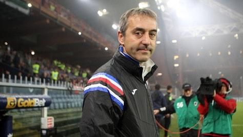 Serie A Sampdoria, Giampaolo: «Non tradirò la fiducia dei tifosi»
