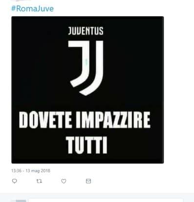 Settimo Scudetto Di Fila Per La Juventus Ma Sui Social Ha La Forma