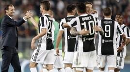 Lo sfogo di Allegri: Troppa teoria nel calcio, noi miglior difesa e 90 gol