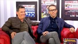 Deadpool 2, Ryan Reynolds e Josh Brolin al Corriere dello Sport!