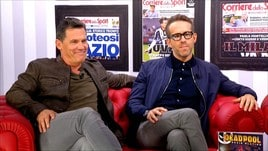 Deadpool 2, l'intervista a Ryan Reynolds e Josh Brolin