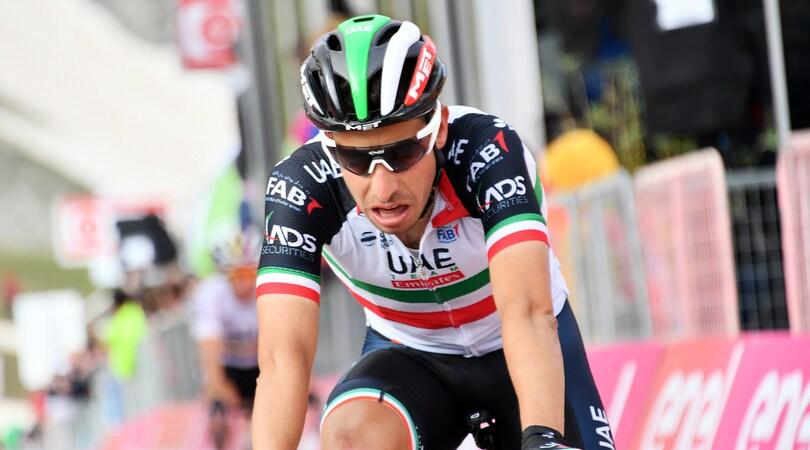 Aru cerca il riscatto: «Il Giro d'Italia è ancora lungo»