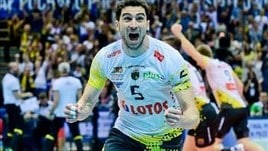 Volley: Superlega, Castellana Grotte riporta in Italia Marco Falaschi