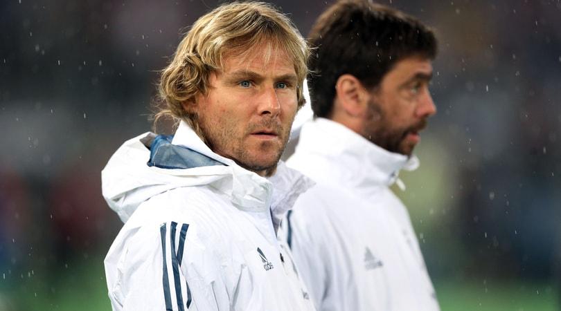 Juventus, Nedved: «Siamo animali. Le polemiche ci hanno caricato»