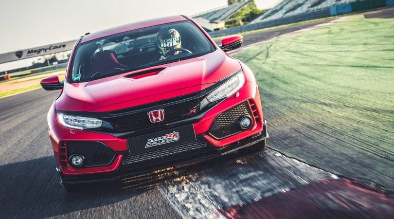 Honda Civic Type R: 320 cavalli da record sul giro