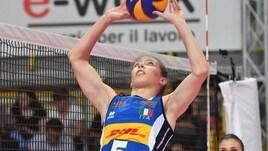 Volley: Ofelia Malinov presenta Italia-Turchia