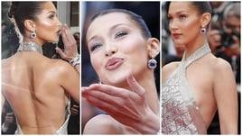 Bella Hadid, che show a Cannes!