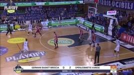 Germani Basket Brescia-Openjobmetis Varese G2