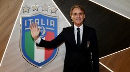 Italia, inizia l'avventura di Mancini