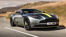 Aston Martin DB11 AMR: regalità formato racing