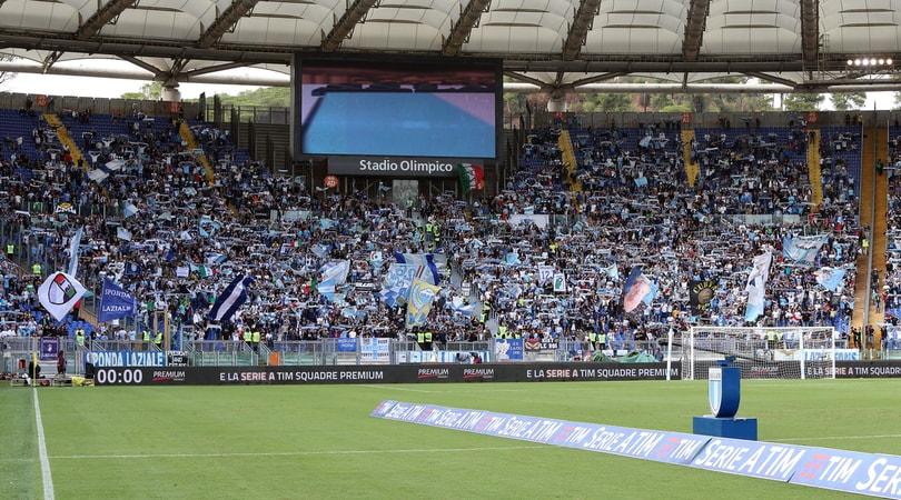 Lazio, per lo spareggio Champions con l'Inter si va verso i 60 mila spettatori