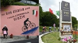 Giro d'Italia, le foto della decima tappa Penne-Gualdo Tadino