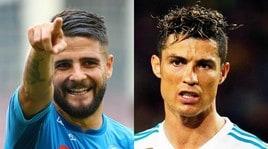 Top 20 d'Europa per rendimento: per il Cies Insigne vale Ronaldo