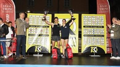 DieciKappa di Monza, Nikolli fa il nuovo record