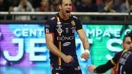 Volley: Superlega, Torres è l'opposto di Padova