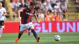 Serie A Bologna, Orsolini in gruppo. Affaticamento per Mbaye