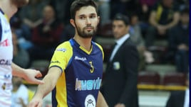 Volley: Superlega, Nicola Pesaresi firma per la Revivre Milano